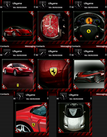 Ferrari Walls For Nokia N95 by donvito62