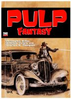 Pulp Fantasy Cover by RobertHack
