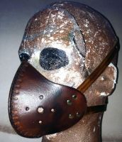 Respirator by Leatherfanshop