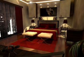 Red Room A (2) by SBEP