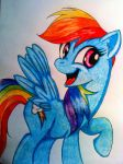 Rainbow Dashe by Tomek2289