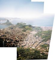 Rio, from the mountain by Techy-Ben