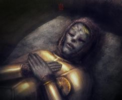 The Silence of the dead Prince by Dumaker