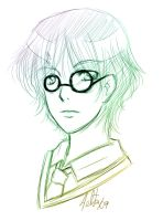Harry Potter - version Shoujo by LitaOliveira