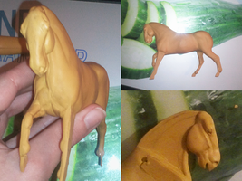 WIP Lusitano by AnimalisCreations