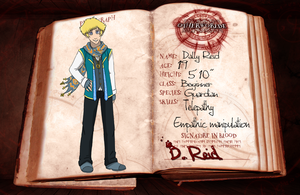 OtherWorlde App: Dally Reid by vampire-chicken