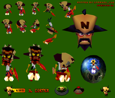 Neo Cortex Model 3 by sperhak618