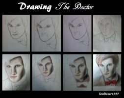 Drawing The Doctor by booklover1997