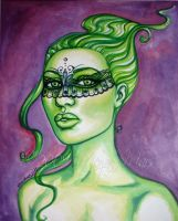 Absinthe and Old Lace by Lilith413