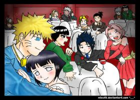 Naruto-'A Night to Remember' by mics15
