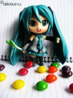 miku as skittles endorser by oblivious122