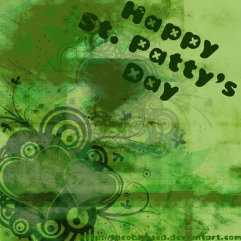 .Happy.St.Patty's.Day. by TheObsessed