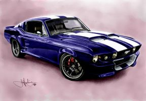 Fastback by MrLively
