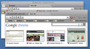 GTK Leopard Chrome Theme by eamon63