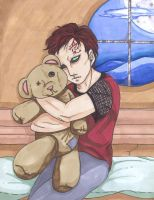Gaara-My Only Comfort by Kodachiku