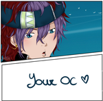 [Open Collab] T-thank you by Yuiccia