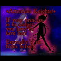 Attention Knights by Alexzander18