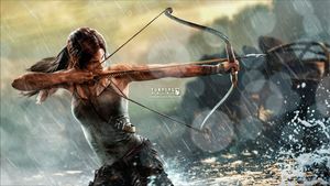 Turning Point WEB - Bow And Arrow Render by FearEffectInferno