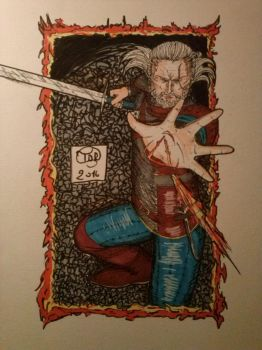 Geralt of Rivia : Igni by Tryssya