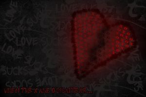 When the X and O disappear by drkdestiny