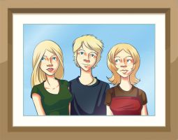 NextGen - Bill's Weasleys by rylla