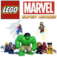 LEGO Marvel Super Heroes by POOTERMAN