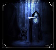 MORGAN le FAY by Ravenclaw1