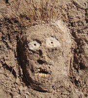 Sand Face by OctoRed77x