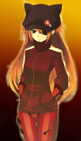 asuka langley by Mizx01