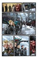 THE END LEAGUE Issue 5, Pg04 by EricCanete
