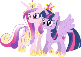 pretty princesses :D by hitokage195