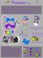 Thumper's ref 2010-2011 by Nanami-wolf
