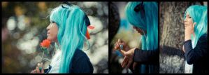 When I Looked At You... by sacredangel13