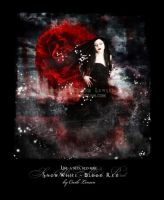 Snow White - Blood Red by NaIniE