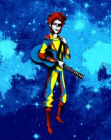 Starman by TheBalloonMan