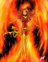 Dark Phoenix Final by onslaught317