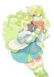 Melon pan by 7thPalette