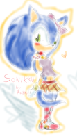 Female Sonic - Contest by Asikku