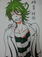 Watanuki Sakuya from Servamp by HowlingOblivion