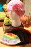 Preparing for first Craft Fair 2013 - 3 by theyarnbunny