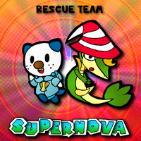 Rescue Team Supernova by pikagal444