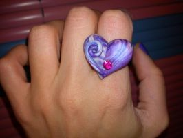 Love ring by Intellexia