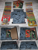 Transformers G1 Marvel Comics and Custom Box by Leathurkatt-TFTiggy