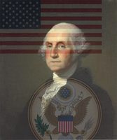 George Washington by Aristodes