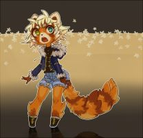 Red panda [CLOSED] by nextlvl-adopts