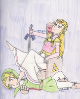 LoZ - Tyrant Princess by SwiftNinja91