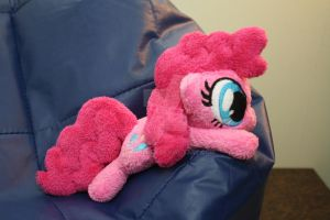 Pinkie Pie Mini Pony by TheHarley
