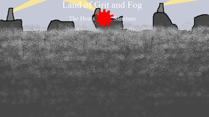 Land of Grit and Fog by arandombard