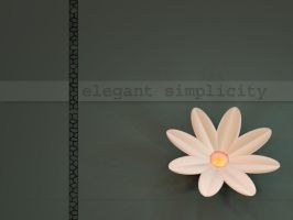 Elegant Simplicity by graphtec