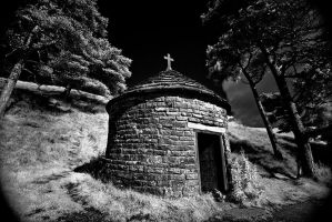 chapel in Derbyshire by andrewfphoto